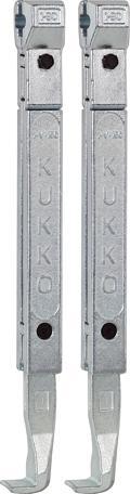 Abzugh.Paar für AbzieherGr.1-190 Kukko Bild 1