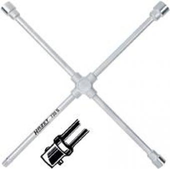 Kreuzschlüssel 750mm 24 x 27 x 32mm x 3/4