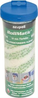 Farbwalze Rollmatic 25cm FH18mm Bild 1