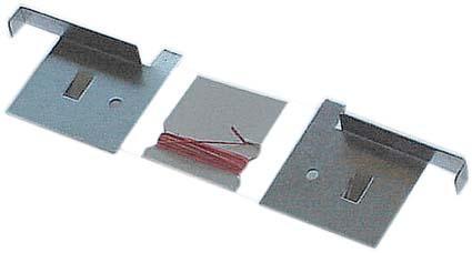 Fliesenlegerecken mit Haken u. Gummisch.Haromac Bild 1