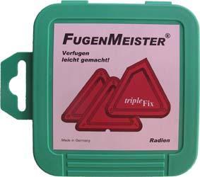 Fugenmeister tripleFix Radien Bild 1