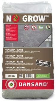 Fugenmaterial TOP LOCK NO GROW Dansand 3-10mm 20 kg natur Bild 1