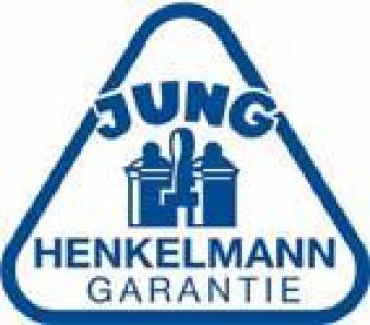Rheinische Maurerkelle 200mm mit S-Hals Jung Bild 2