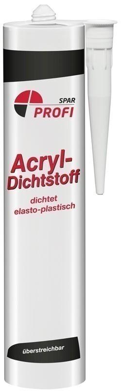 Acryl SPARPROFI weiss 300 ml Bild 1