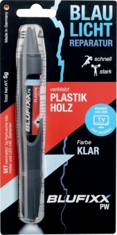 BLUFIXX SET PW PLASTIK-HOLZ