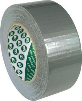 Gewebeklebeband G76 50m x 50mm silber Bild 1