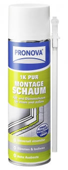 Montageschaum Pronova 1K-Pur 500ml Bild 1