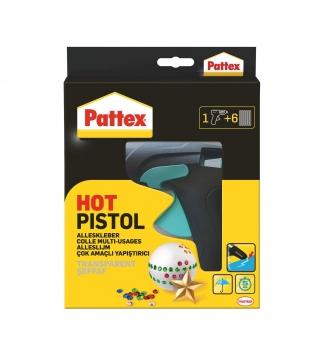 Pattex Heißklebepistole Starter-Set mit 6 Sticks Bild 1