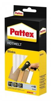 Pattex Heißkleber HOTMELT Sticks Transparent 500g Bild 1