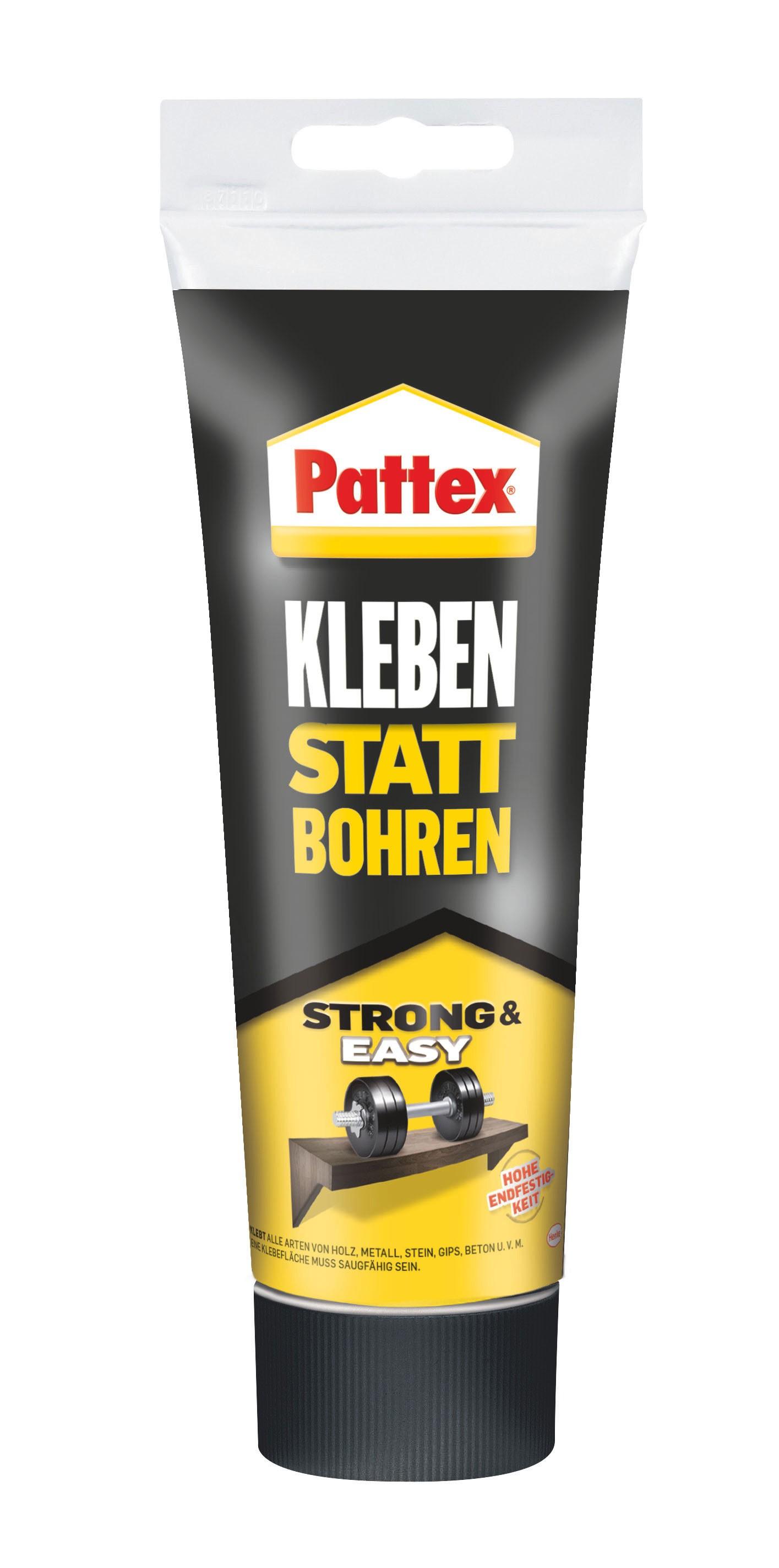 Pattex Kleben statt Bohren 250g Bild 1