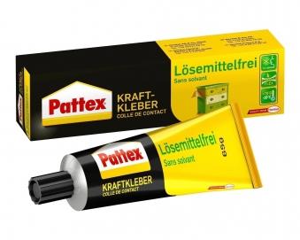Pattex Kraftkleber lösemittelfrei 65g Bild 1