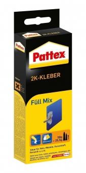 Pattex Power Kleber / 2Komponenten-Kleber Füll Mix 82,5g Bild 1