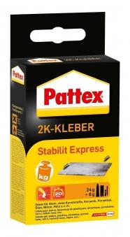 Pattex Power Kleber / 2Komponenten-Kleber Stabilit Express 30g Bild 1
