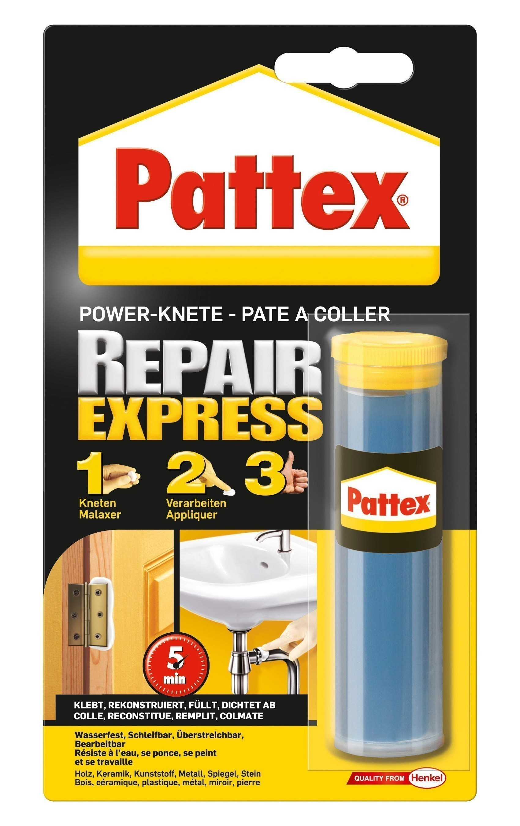 Pattex Powerknete Repair Express 48g Bild 1