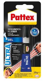 Pattex Sekundenkleber Alleskleber Ultra Gel 10g Bild 1