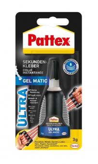 Pattex Sekundenkleber Alleskleber Ultra Gel 3g Bild 1