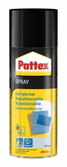 Pattex Sprühkleber Power Spray Korrigierbar 400ml Bild 1