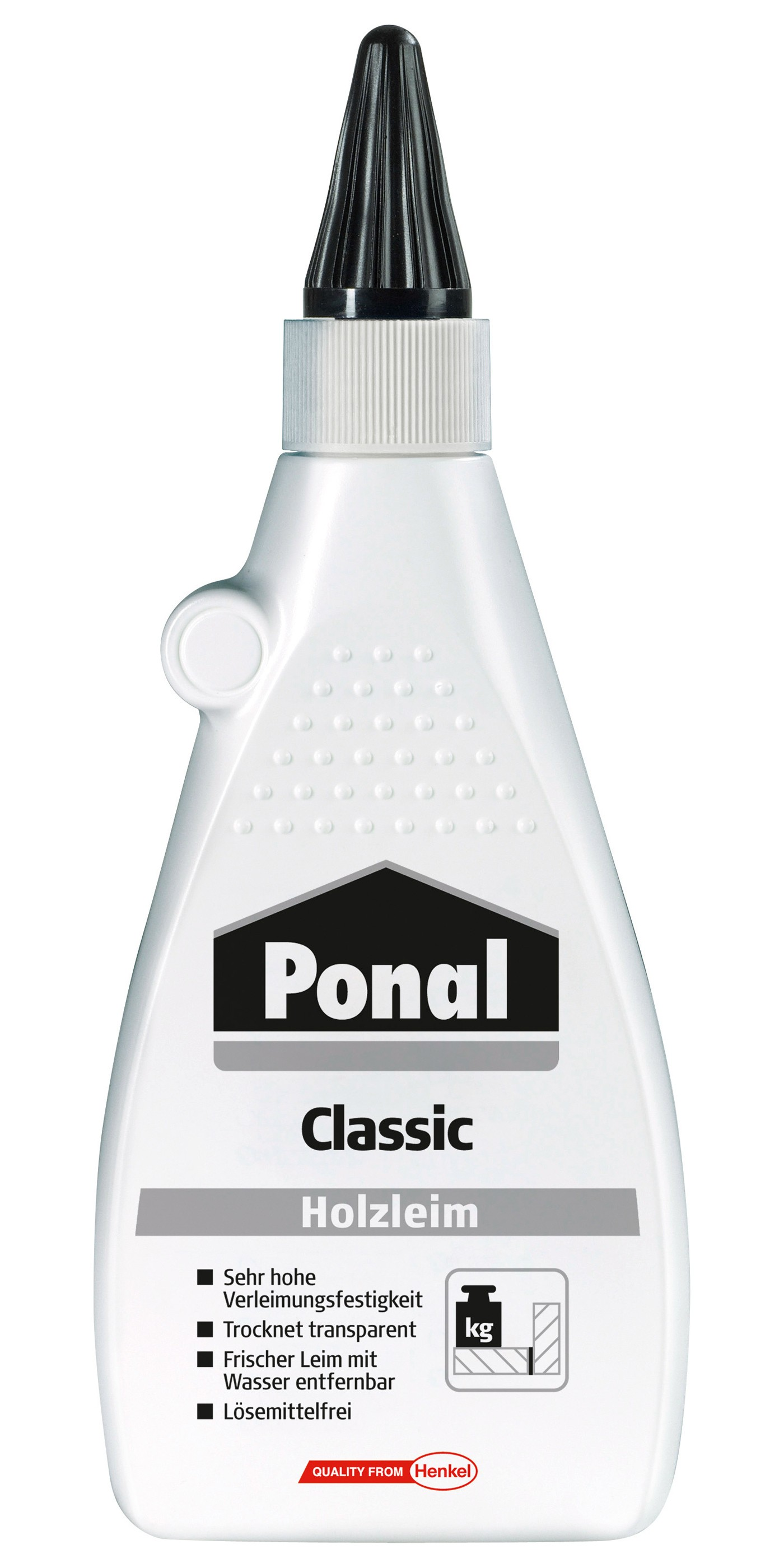 Ponal Classic Holzleim 550g Bild 1