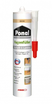 Ponal Fugenfüller Parkett & Laminat 280 ml buche Bild 1