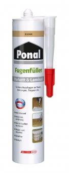Ponal Fugenfüller Parkett & Laminat 280ml Eiche Bild 1