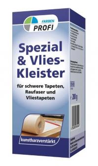 Profi Tapetenkleister / Spezial und Vlieskleister 200g Bild 1