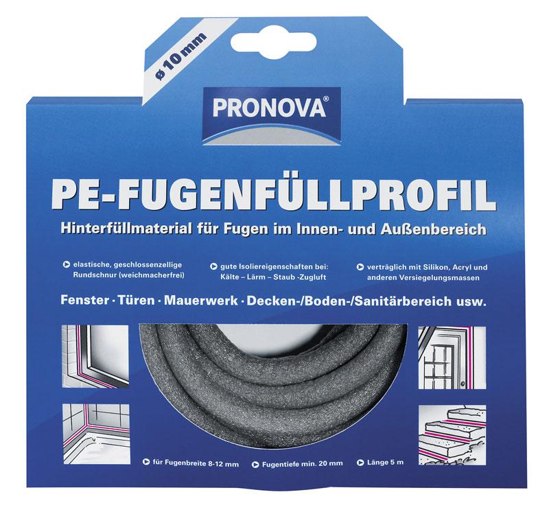 Pronova PE-Fugenfüllprofil Ø10mm Bild 1