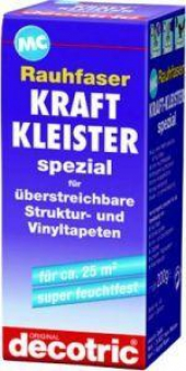 Rauhf. Kraft-Kleister MC 200 g decotric Bild 1