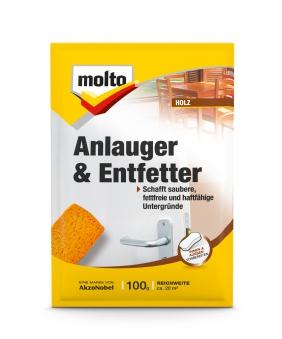 Molto Anlauger & Entfetter Pulver 100 g Bild 1
