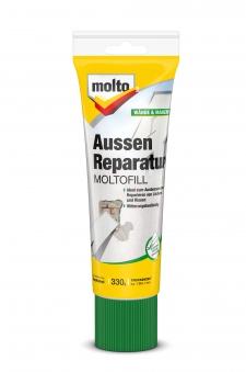 Molto Fertigspachtel Moltofill Reparatur Außen 330 g Bild 1