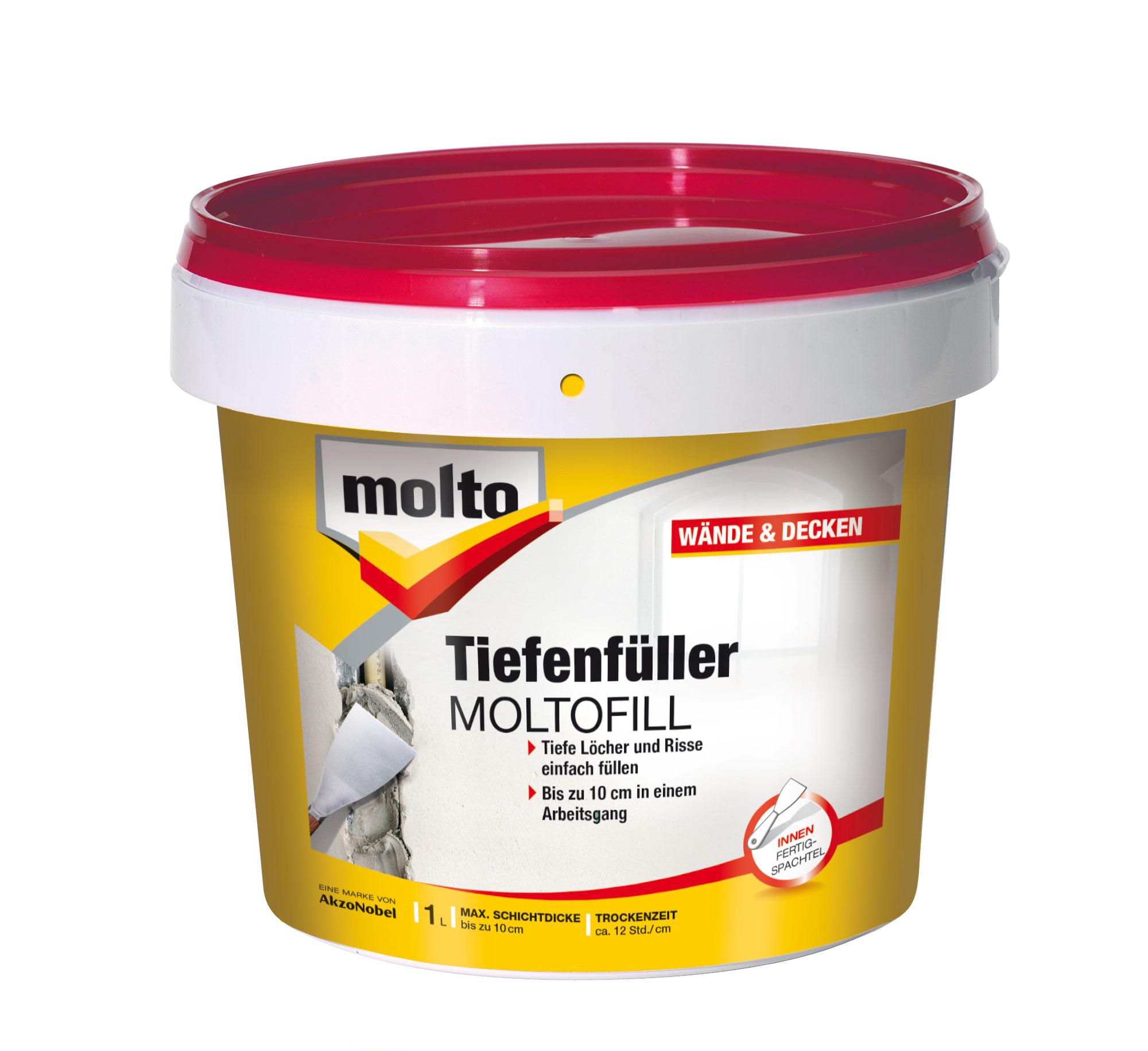 Molto Tiefenfüller Moltofill 1 Liter Bild 1