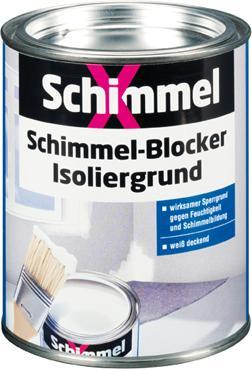 Schimmel Blocker Isoliergrund 0,750L Bild 1