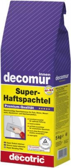 Super-Haftspachtel Decomur 5KG Bild 1