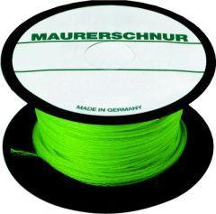 Maurerschnur PP 2,0mm 100m grün Overmann Bild 1