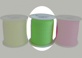 Maurerschnur PP fluoresz.1,3mm 50m grün Overmann Bild 1