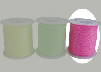 Maurerschnur PP fluoresz.2,0mm 100m pink Overmann Bild 1