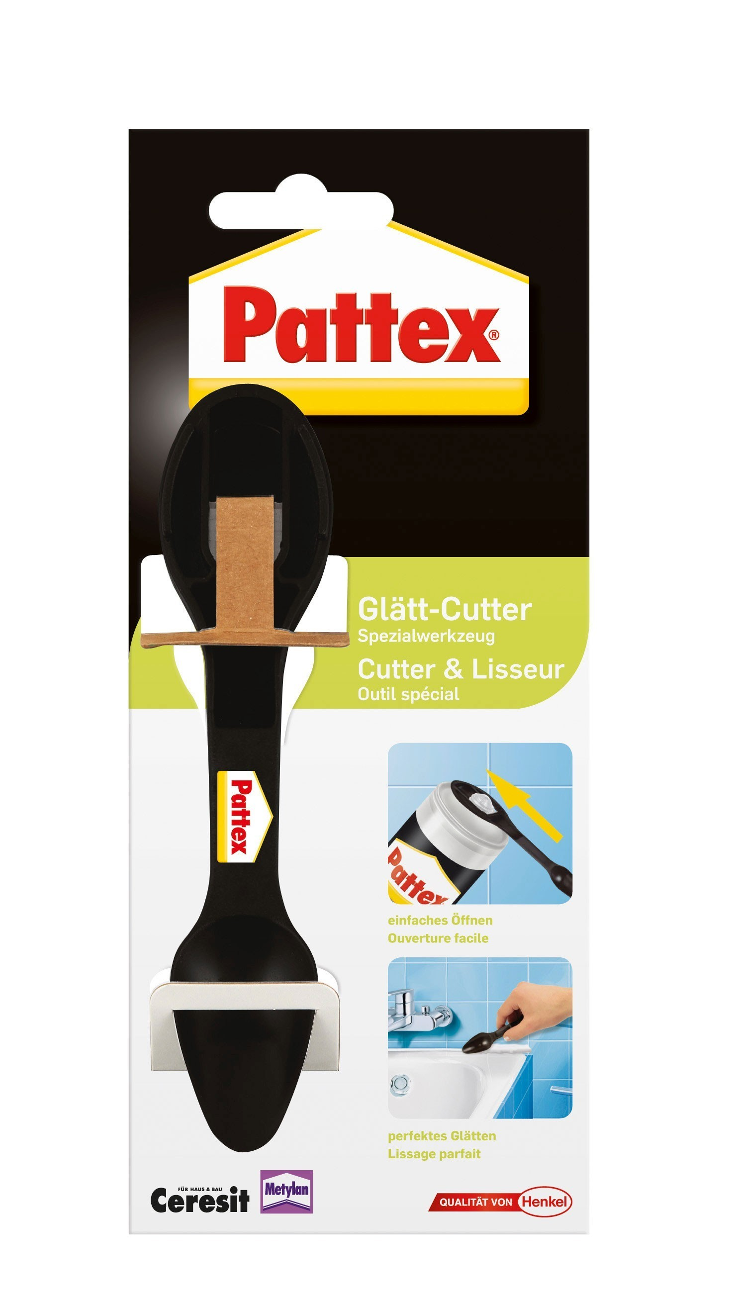 Pattex Werkzeuge / Glätt-Cutter 1 Stück Bild 1