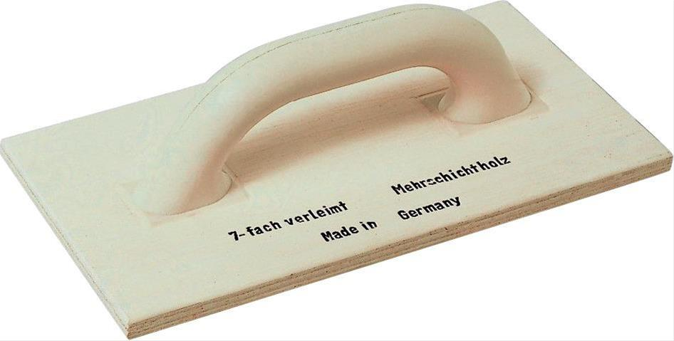 Reibebrett Reibfix-Holz 18x32cm Kronen Bild 1