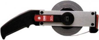 Rahmenbandmass 30mx13mm weißlackiert BMI Bild 1