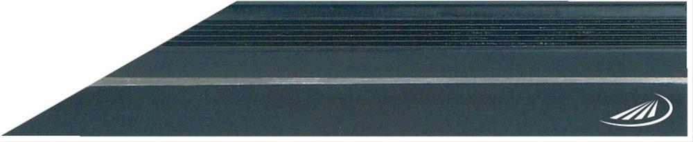 Haarlineal D874/00 125mm HP Bild 1