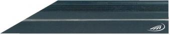 Haarlineal D874/00 75mm HP Bild 1