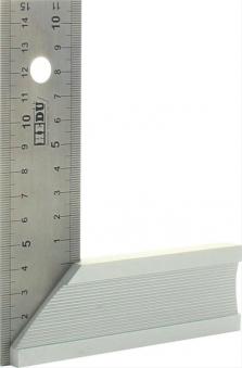 Alu-Winkel 150mm B015 mit Gehrung HEDUE Bild 1