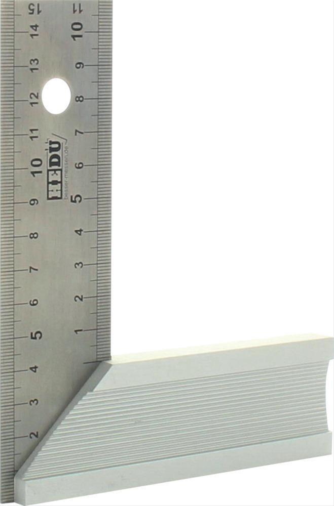 Alu-Winkel 200mm B020 mit Gehrung HEDUE Bild 1