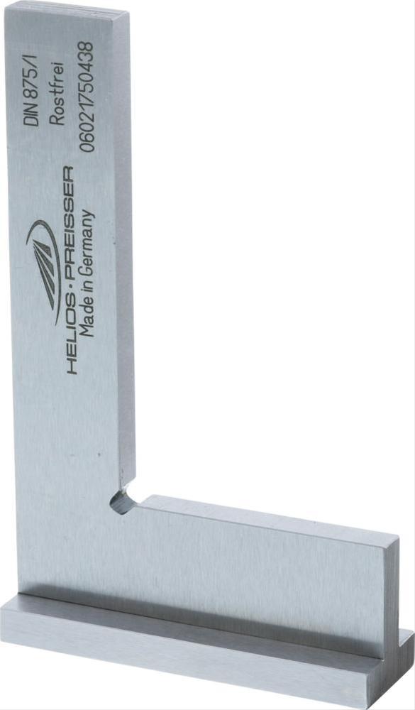 Anschlagwinkel D875/I B 100x 70mm rostfr. HP Bild 1