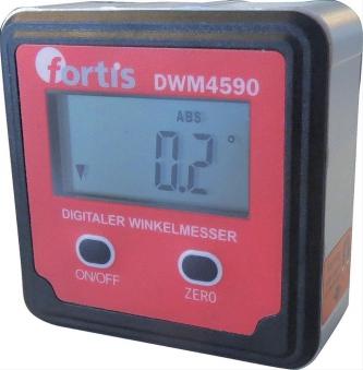 Digitaler Winkelmesser DWM4590 FORTIS Bild 1