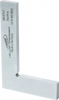 Flachwinkel D875/I A 250x165mm rostfrei HP Bild 1
