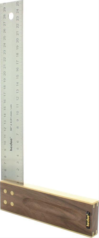 Tischlerwinkel 250mm A025 HEDUE Bild 1
