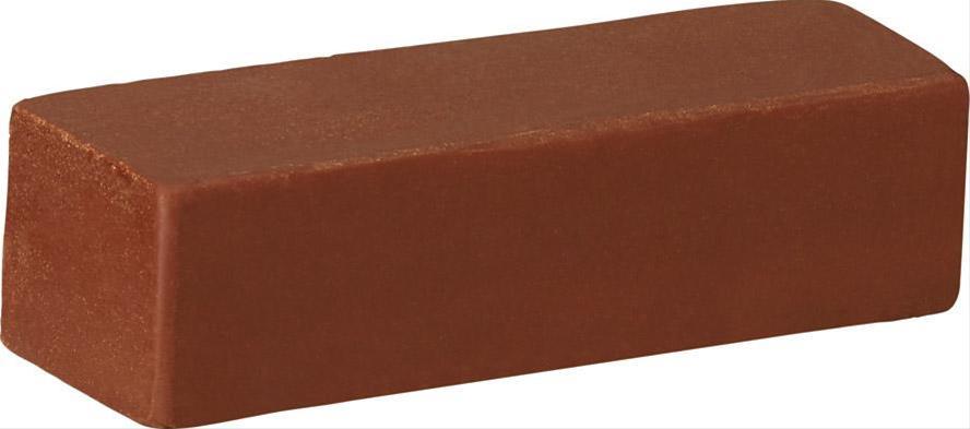 Polierpaste fest 110 g, braun Osborn Bild 1