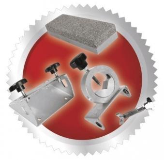 Scheppach Drechsler-Set für Nass-Schleifsystem Bild 1