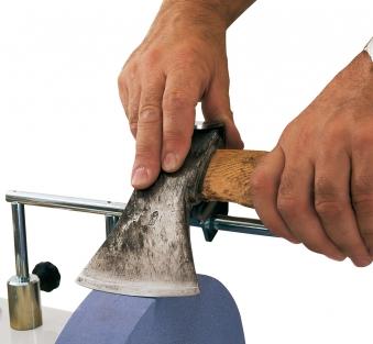 Scheppach Vorrichtung 40 für Äxte für Nass-Schleifsystem Bild 2