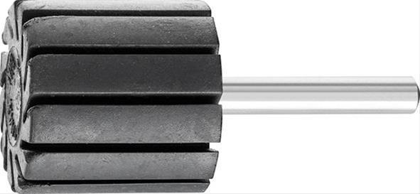 Schleifbandkörper zyl. 30x30mm 6mm-Schaft Pferd Bild 1